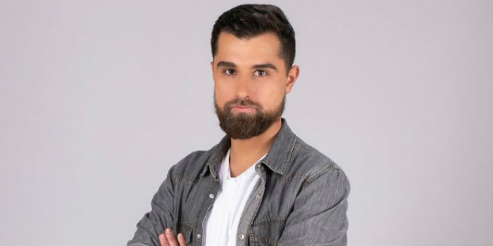 Gustavo Sáez / Chilevisión
