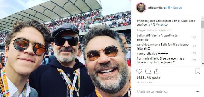 Manuel Mijares / Instagram