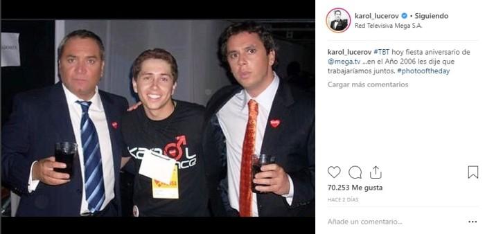 Carroll Luzcero Instagram