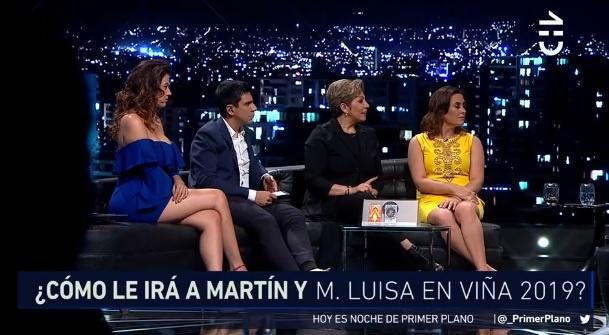 Capturas Chilevisión