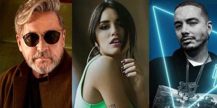 Ricardo Montaner estrena nuevo videoclip protagonizado por J Balvin y Lali Espósito