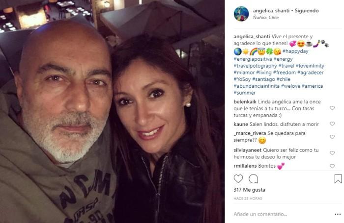 Angélica Sepúlveda | Instagram