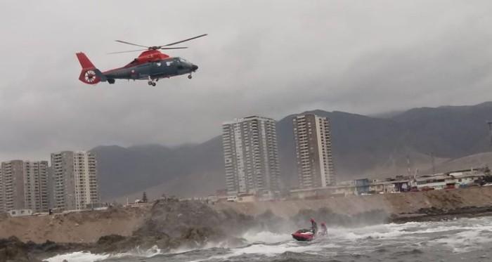 Capitanía de Puerto Antofagasta | Twitter