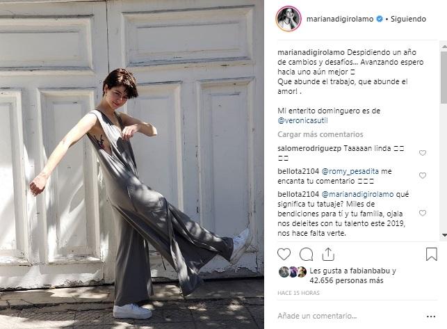 Mariana di Girolamo / Instagram