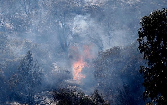 """Resultado de imagen para """"Hay que grabar cuando explote"""": video muestra el momento en que jóvenes inician incendio en Curauma"""