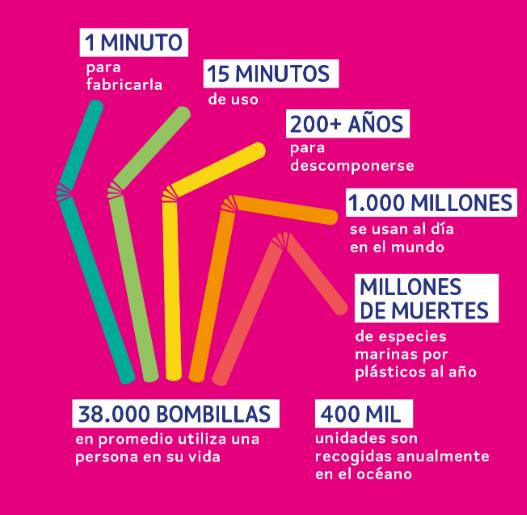 Desde este domingo serán prohibidas totalmente las bolsas plásticas en Chile