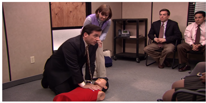 The Office |Captura de The Office