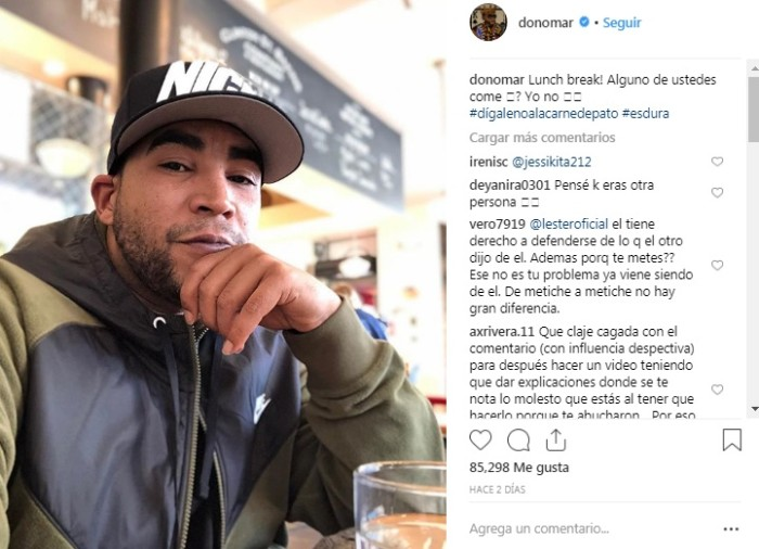 Don Omar |  Instagram