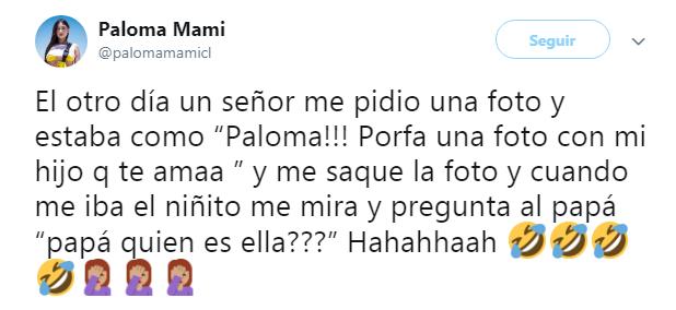 Paloma Mami | Twitter
