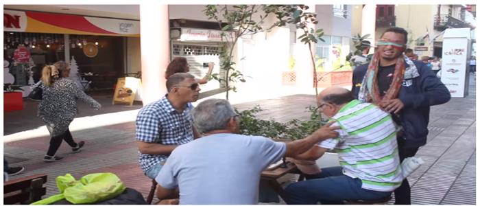 Captura video ¡El Primero En Llegar A La Meta GANA $5,000! (Bird Box Challenge)   El show de Carlos Duran