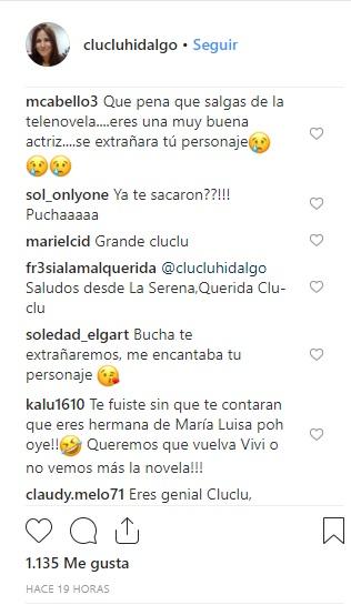 Claudia Hidalgo | Instagram