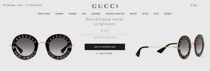 Captura | Gucci