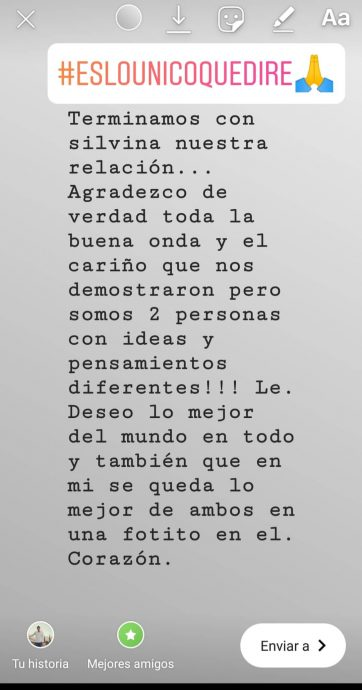 Captura | Ignacio Lastra Instagram