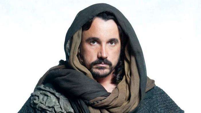 Caio Junqueira como Simeón en 'José de Egipto' | TVN