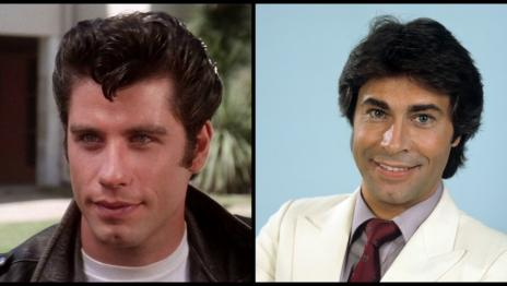 John Travolta / Roy Black