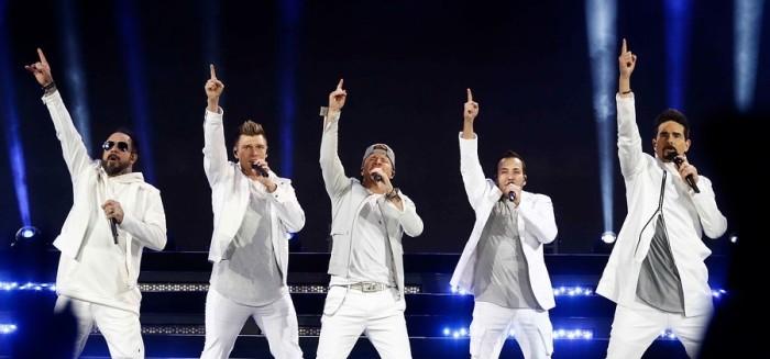 Backstreet Boys agenda concierto en Chile