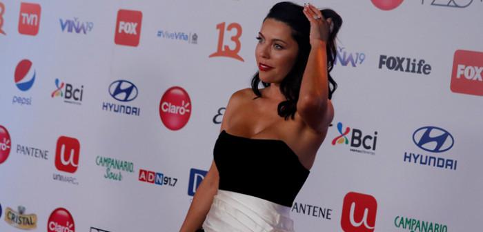 Daniela Aranguiz Explico Ausencia De Mago Valdivia En Gala De Vina