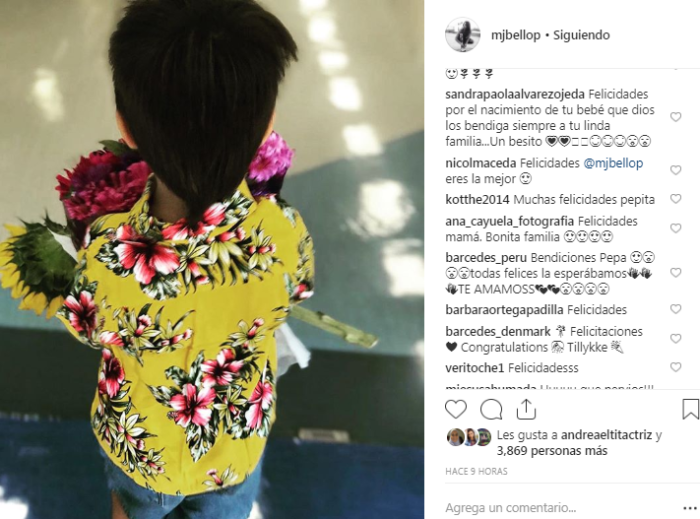 María José Bello | Instagram