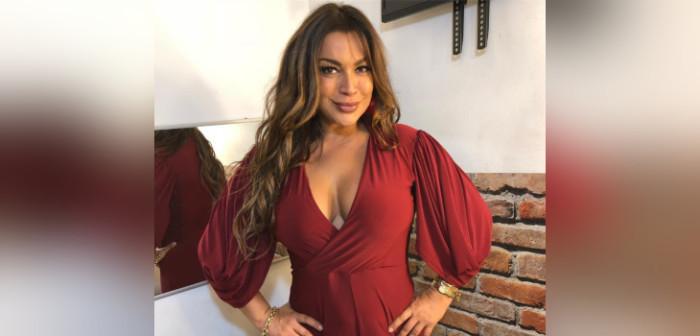 Gala De Vina Marlen Olivari Se Gano Al Publico Con Su Atuendo Pero