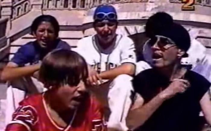 Backstreet Boys chilenos