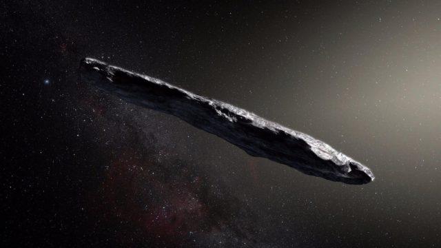 Astrónomo de Harvard asegura que nave extraterrestre se acerca al planeta Tierra