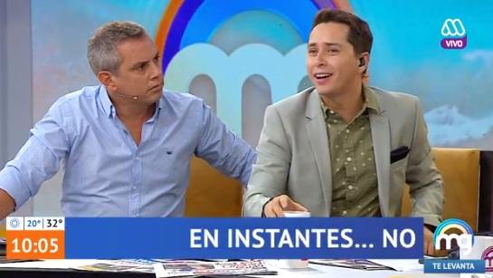 Cristian Sánchez a José Miguel Viñuela: