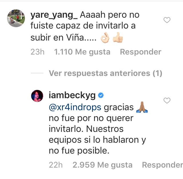 Becky G | Instagram