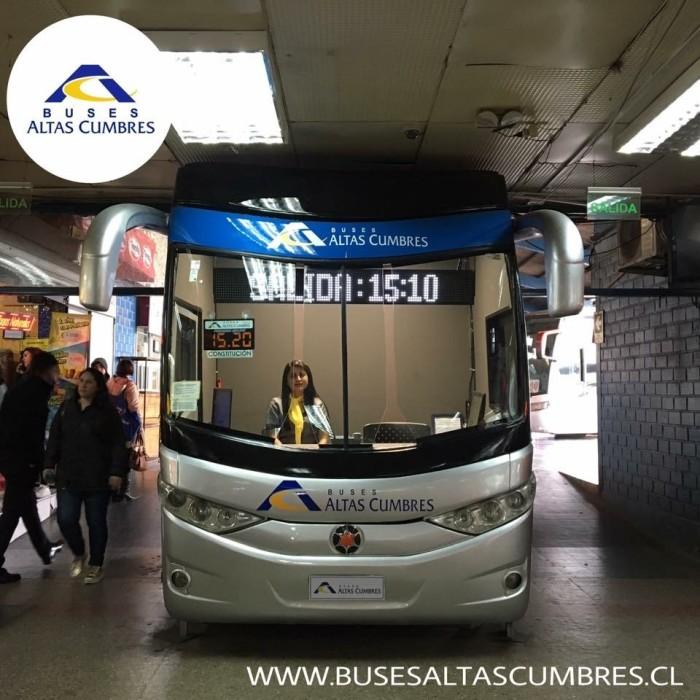 Buses Altas Cumbres