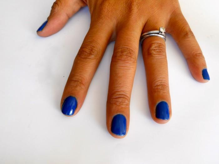 Los Cinco Colores De Uñas Ideales Para Las Pieles Morenas