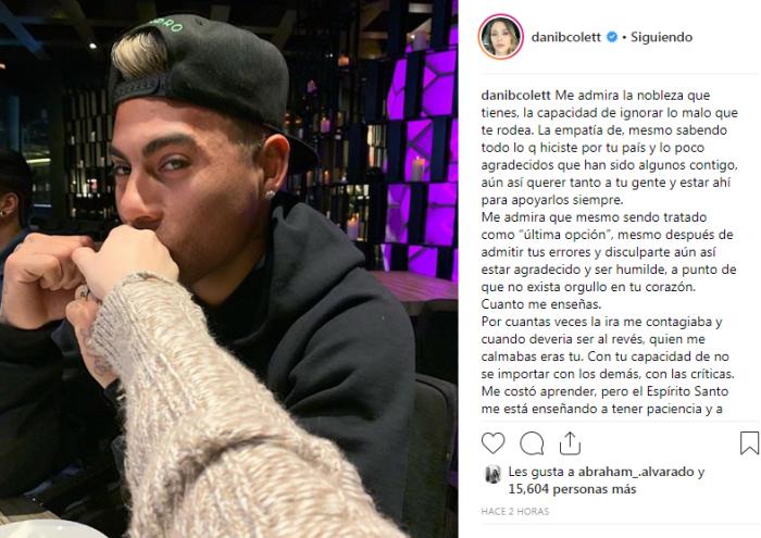 Instagram   Daniela Colett