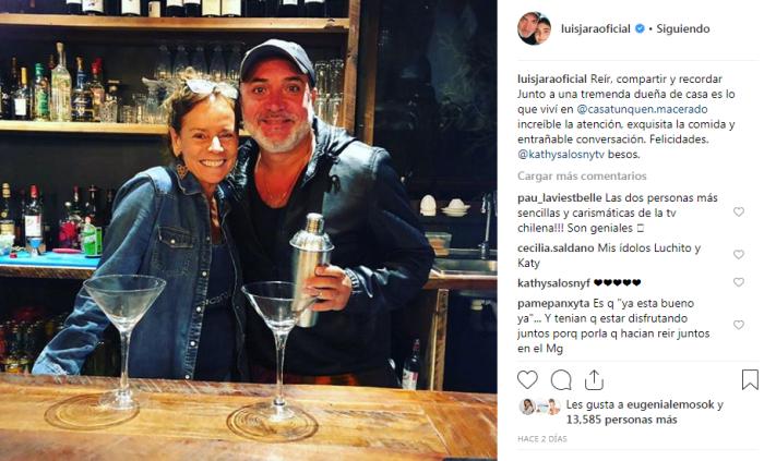 Instagram | Luis Jara