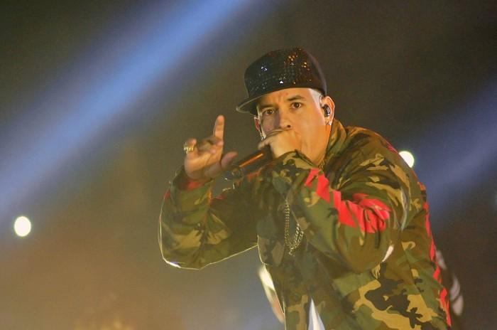 Daddy Yankee fue notificado de demanda en camarines de Movistar Arena