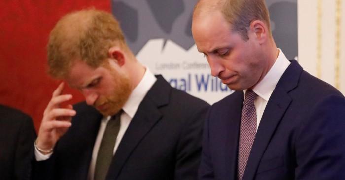 La advertencia que William le habría dicho a Harry sobre su relación Meghan Markle