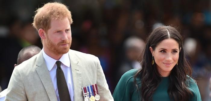 bebé real de meghan markle y príncipe Harry podría haber nacido