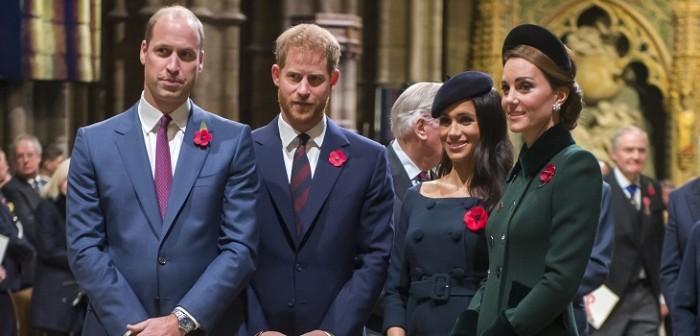Meghan Markle pena Kate Middleton
