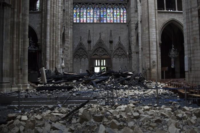 Incendio en catedral de Notre Dame: los tesoros perdidos, dañados y rescatados tras la tragedia
