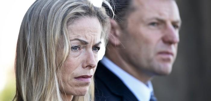 el día en que la policía le dijo a madre de Maddie que se inculpara