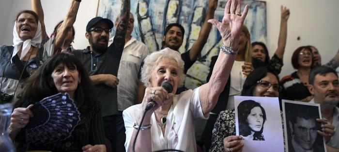 La encontraron en España: Abuelas de Plaza de mayo dieron con la nieta número 129