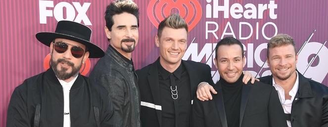 Hasta podrás dejarles un mensaje: museo de los Grammys lanzará exposición de los Backstreet Boys