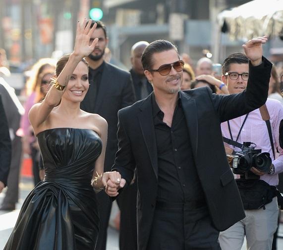 ¡No puede ser! ¿Angelina Jolie quiere volver con Brad Pitt?