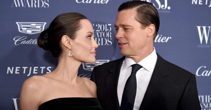 La jugada de Angelina Jolie y Brad Pitt para ser solteros legalmente antes de concluir su divorcio