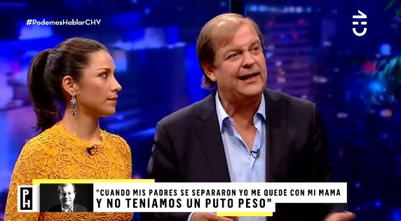Francisco Vidal reveló en PH que vivió con 500 mil pesos