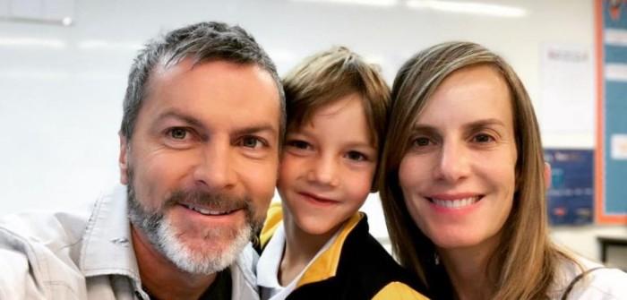 Diana Bolocco compartió footgrafías del cumpleaños de su hijo Facundo