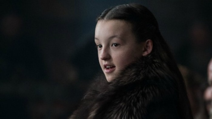 Lyanna Mormont Bella Ramsey Game of Thrones