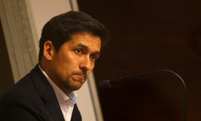 Rafael Araneda emplaza a los politicos por crisis que se vive en Chile