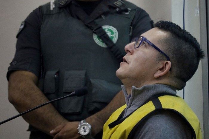 Juicio oral contra Francisco Silva y Johanna Hernandez, por el homicidio de Nibaldo Villegas.