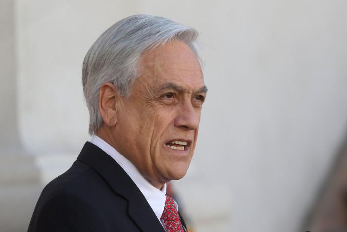 El presidente Sebastián Piñera aclaró la participación de sus hijos en la gira por China