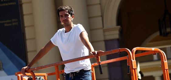 Está feliz: Actor Héctor Morales anunció su pololeo con la modelo y activista trans Helenia Melán
