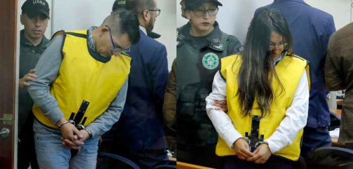 El 22 de abril se llevará a cabo el juicio de Johanna Hernández y Francisco Silva