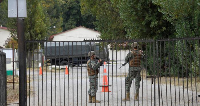 Se inició una investigación sobre el robo en el regimiento Chacabuco